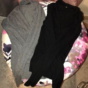 2 Express Vneck sweaters